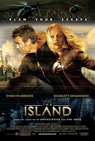 The Island 2005 720p Hindi BRRip Dual Audio Full Movie Download