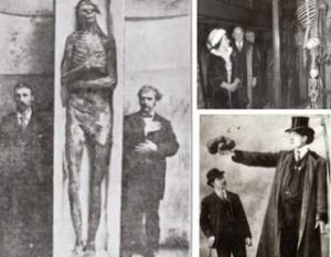 Το Μυστήριο Πίσω Από Τους 18 Γιγάντιους Σκελετούς Που Βρέθηκαν Στο Ουισκόνσιν.