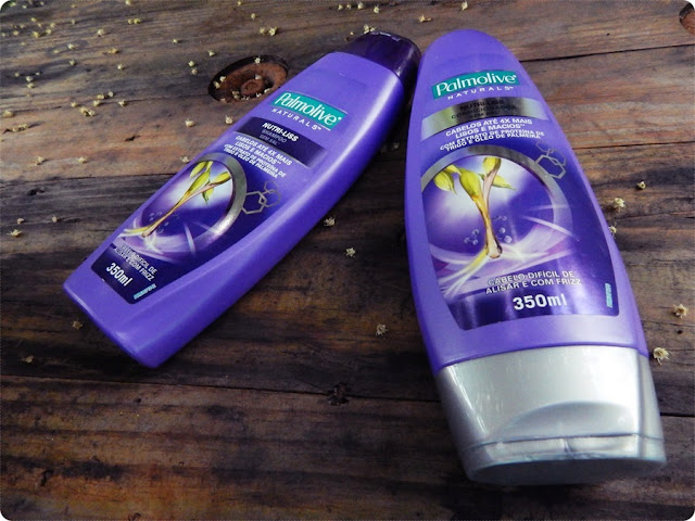 Nutri Liss Palmolive Naturals