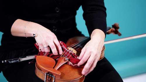 Hướng dẫn cách chăm sóc bảo quản đàn violin