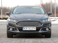 Ford Mondeo kombi 2.0 TDCi Titanium