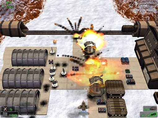 لعبة حرب الطائرات Incinerate