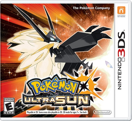 Pokémon Ultra Sun CIA 3DS USA
