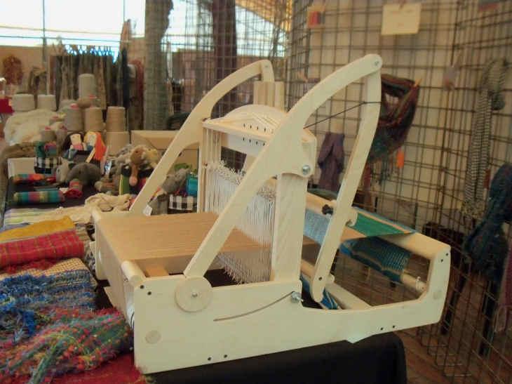Annar - Telaio da tavolo per tessitura a mano ...