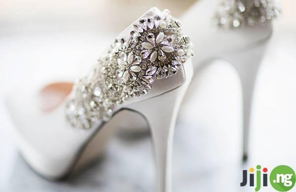 Best wedding shoe colour