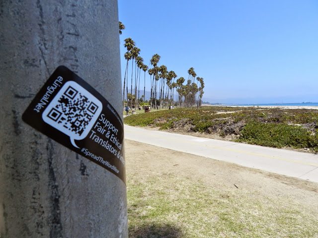Santa Barbara supports fair and ethical freelance translators, interpreters and language companies