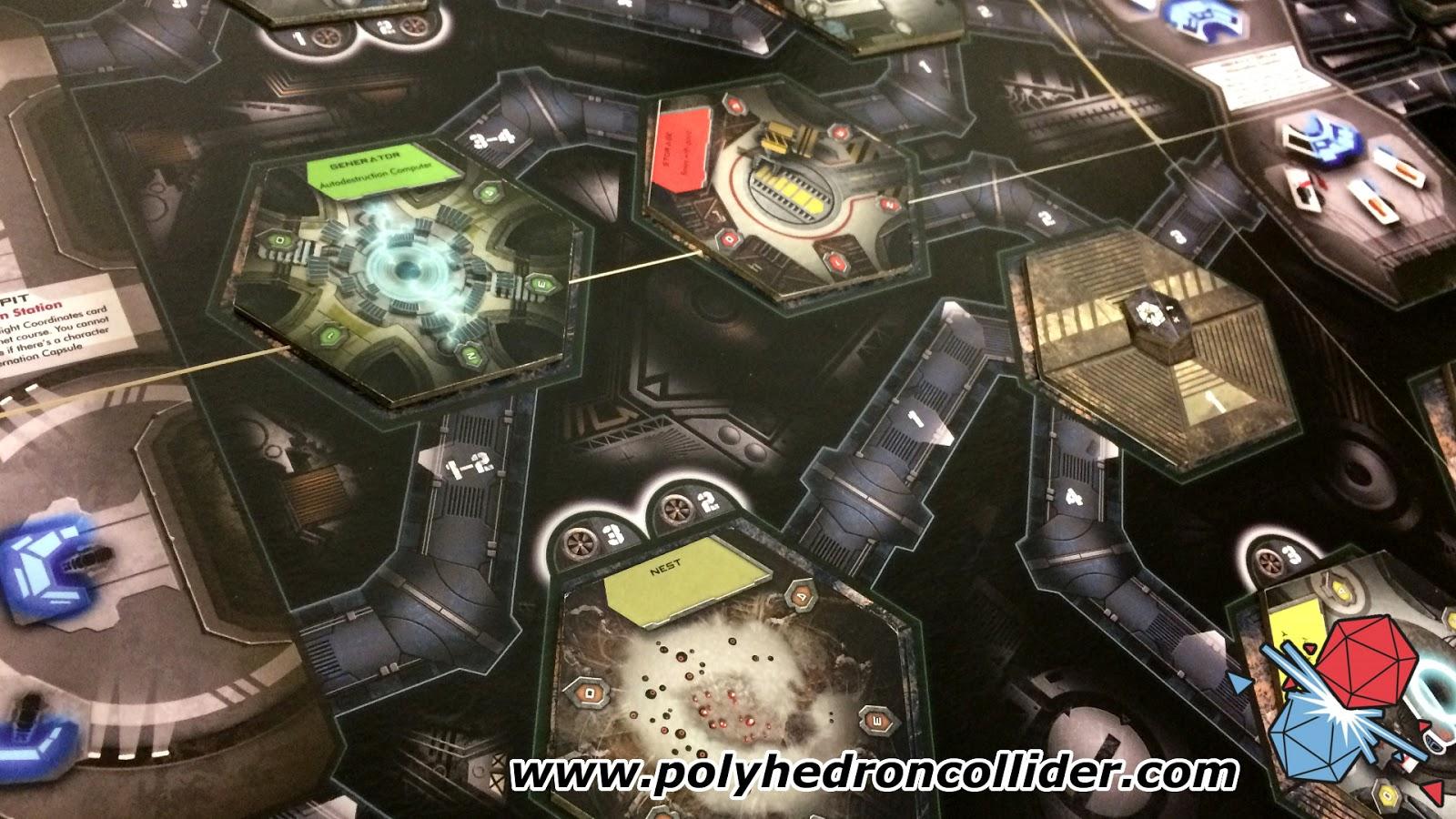 Nemesis system shock board game