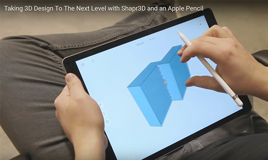 Aplikasi 3d terbaru Sharpr3d