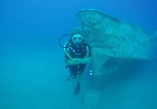 Dana Adası batık gemi dalışları
