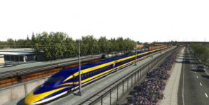 California High-Speed Rail Losing Business Support