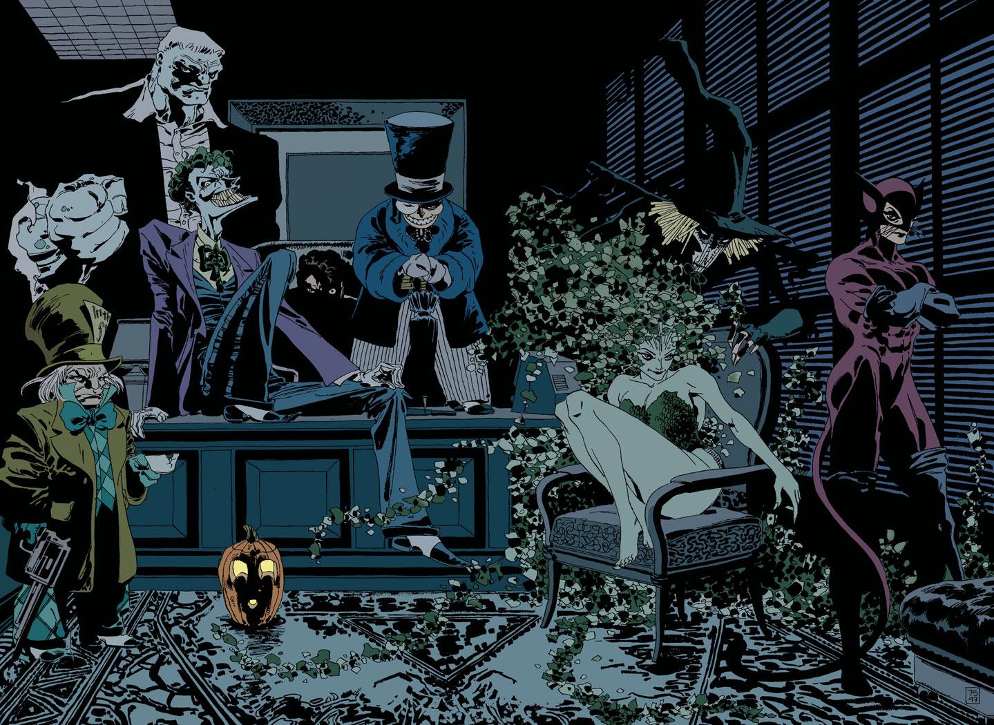 Comics Dune | Buy Comics Online: Batman – The Long Halloween | Comics