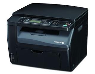 Fuji Xerox DocuPrint CM215B Printer Driver Windows, Mac