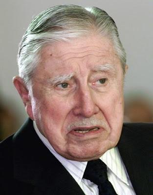 Foto de Augusto Pinochet más cerca