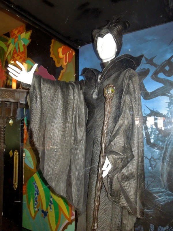 Disney Maleficent film costume