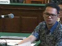 Jaksa AF Penyidik Dalam Pengusutan Korupsi di Ponorogo Kena OOT