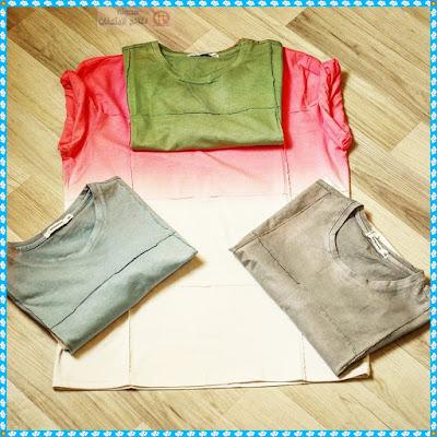ملابس صيفى الموديلات الآكثر مبيعآ فى 2018 أطقم تيشيرتات وبناطيل وقمصان
