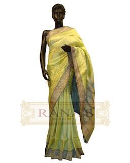 Banarasi Sarees, Sarees