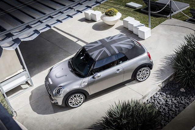 MINI raises the roof with exclusive limited edition convertible