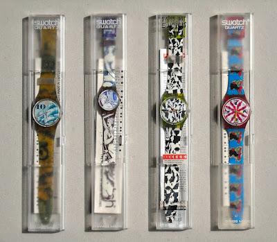 Swatch - orologi da collezione - collectible watches
