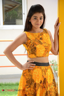 Actress Yamini Bhaskar Pictures at anic First Look Launch  0083.JPG