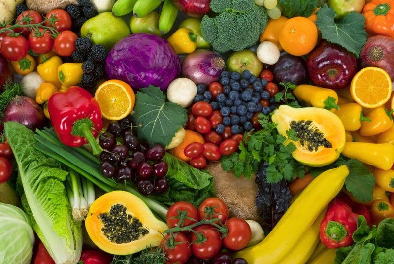 Frutas para o bem estar