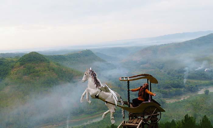 Bukit Panguk, Dlingo, Bantul