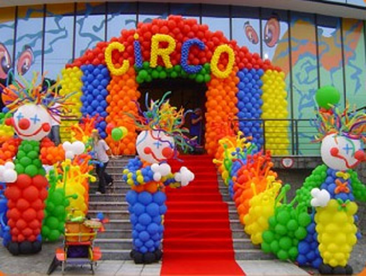 Circus Decorations To Make