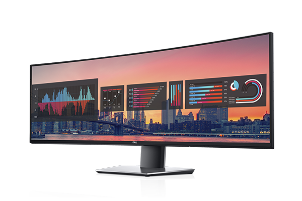 Dell unveils UltraSharp 49, World's first 49-inch curved dual QHD monitor