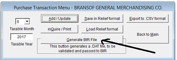Mommy Tots: How to Use BIR Relief Data Entry V2 2