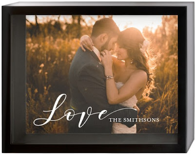 Shutterfly Framed Shadow Box