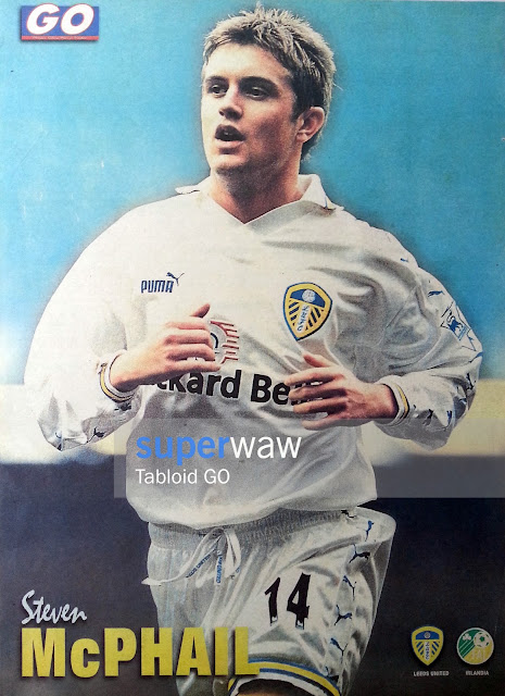 Stephen McPhail Leeds United