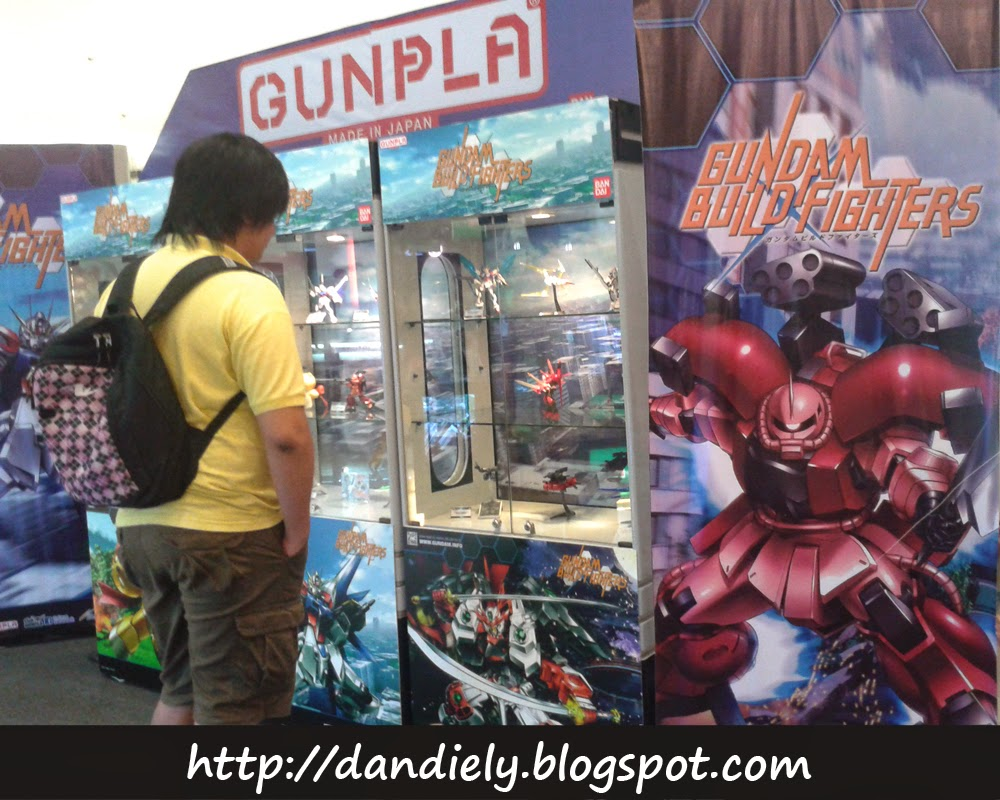 Gundam Model Kit Contest 2014 Philippines