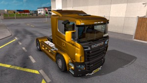 Scania Illegal V8 Fat