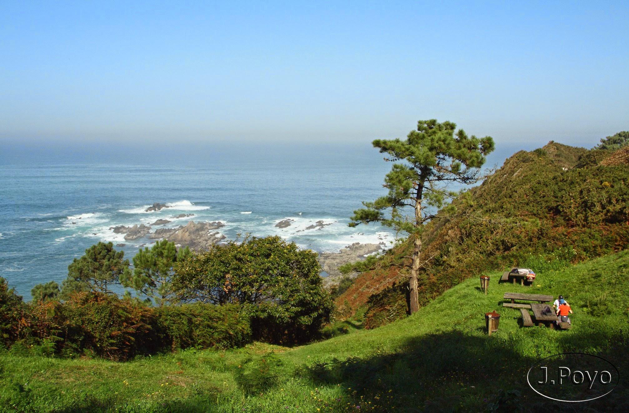 Senda Costera - Ruta de los Miradores - Asturias