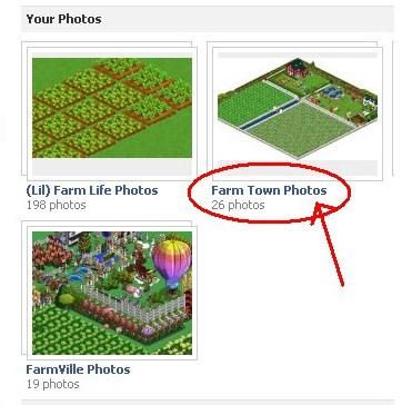how to delete mobile uploads album on facebook