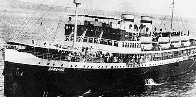 """Buscarían el legendario barco """"Armenia"""" en Crimea"""