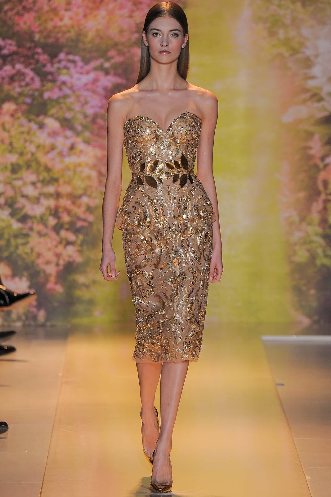 Zuhair Murad Spring 2014 Couture