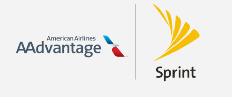 New and Existing Sprint Customers Can Earn American Airlines Miles (New: 25,000 Bonus Miles First Year, Existing: 5,000 Bonus Miles Each Year)