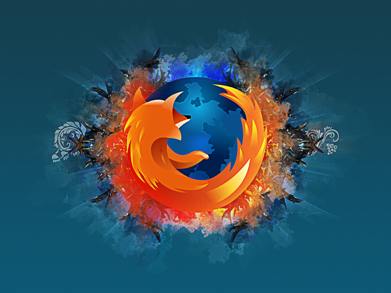 Wallpapers: Firefox Wallpapers