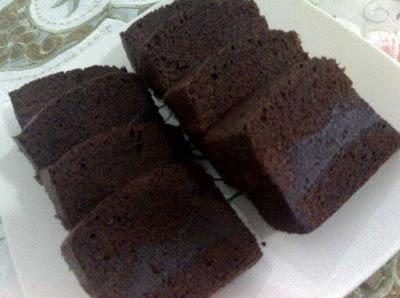Gambar Resep Brownies Kukus Coklat Ala Rumahan