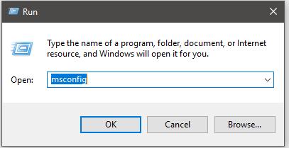 Cara masuk safe mode windows