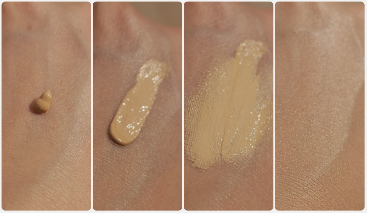 MAC | Studio Sculpt SPF15 Foundation NC25 on dry skin