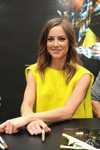Beautiful Jessica Stroup Comic Con