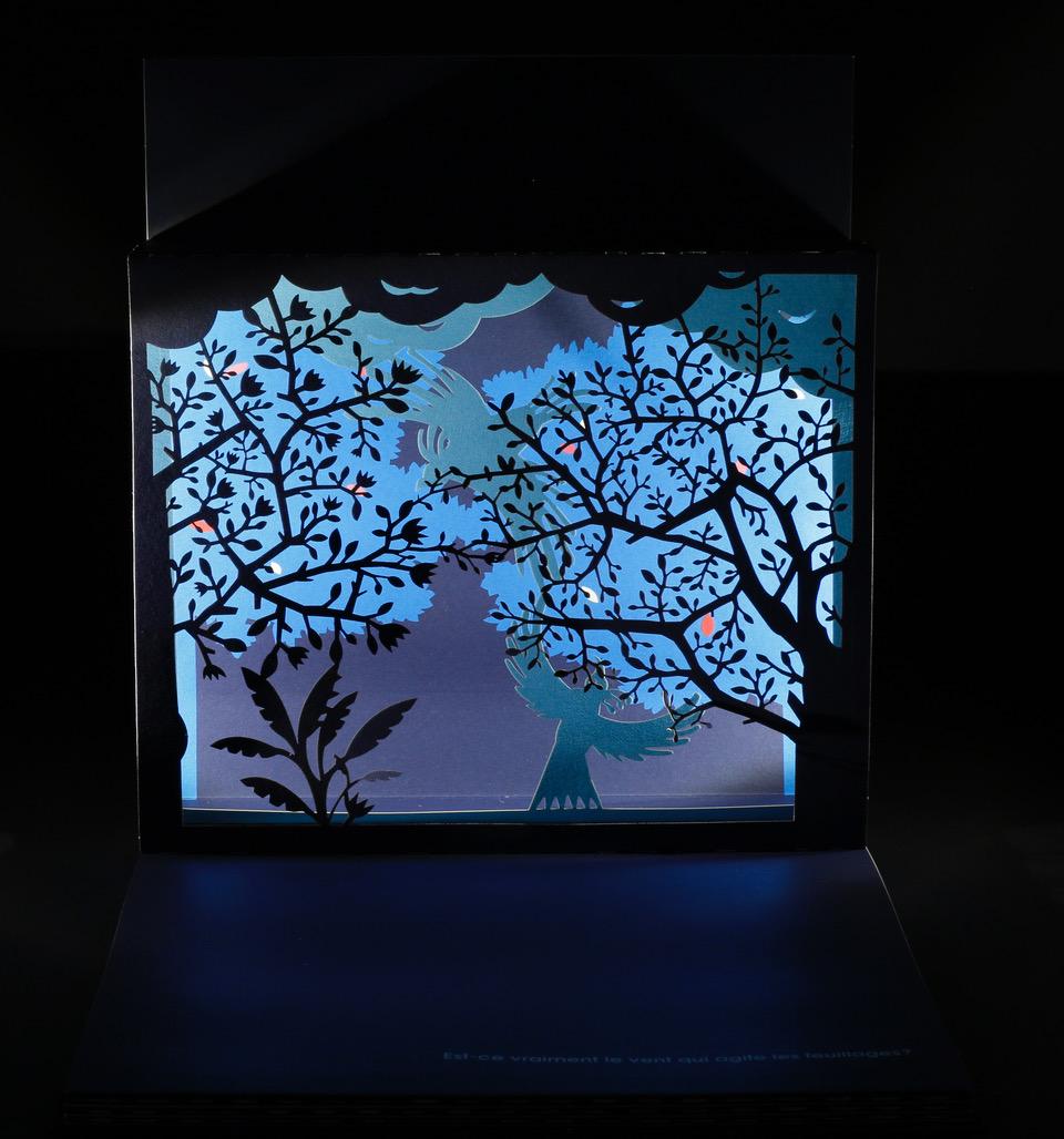 F te du livre anim le jardin bleu d 39 elena selena for Jardin anime