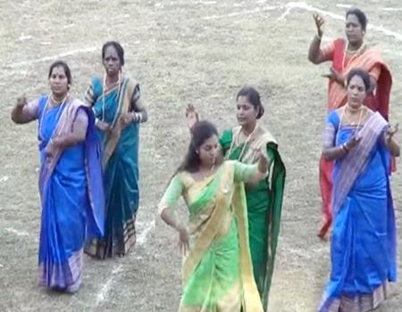 Jaffna Madduvil Magalir Thinam – Panju Mittai Selai Katti