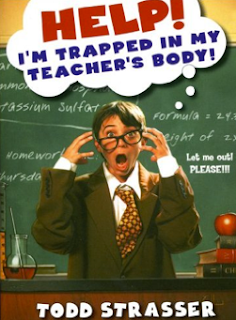 Help! I'm Trapped in My Teacher's Body: Review l LadyD Books