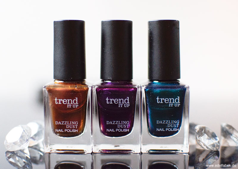 trend IT UP Dazzling Dust LE, Nagellacke, Review
