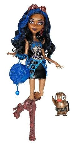 el viaje de f252jur mu241ecas monster high robecca steam