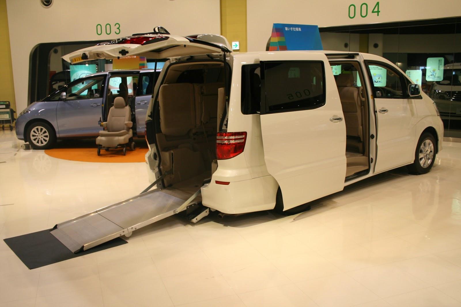Foto Modifikasi Mobil Toyota Alphard Sobat Modifikasi