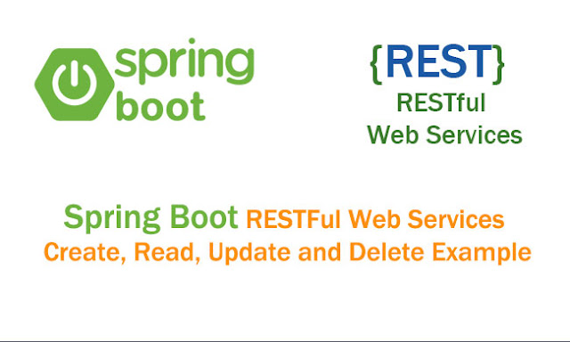 Spring Boot RESTFul Web Services CRUD Example - Spring Boot Tutorials
